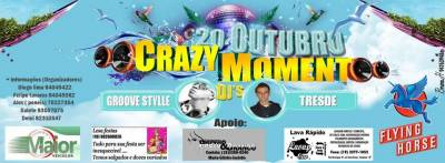 CRAZY MOMENT PARTY